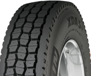 Michelin XDA 5+ 275/80R-22.5 61310