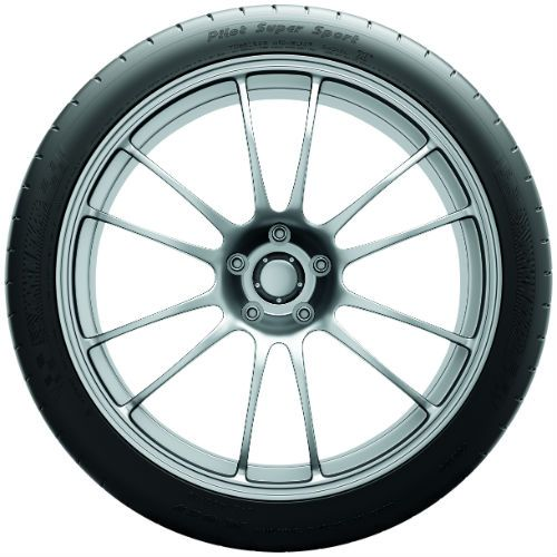Michelin Pilot Super Sport 295/30ZR-20 02623
