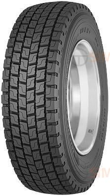 36993 275/80R22.5 XDE 2+ Michelin