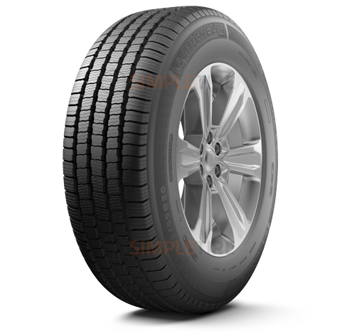 Michelin X Radial LT2 P245/70R-17 85676