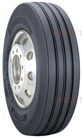 Bridgestone R283 Ecopia 285/75R-24.5 233398