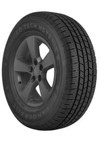 VTS68 245/60R   18 Turbo-Tech HST2 Vanderbilt