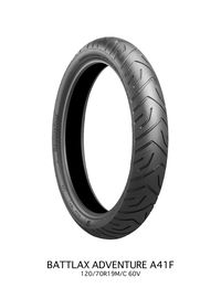 008619 110/80R19 Battlax Adventure A41 (Front) Bridgestone
