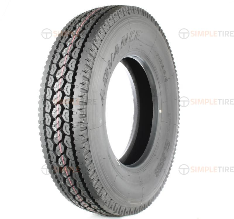 61186020 295/75R22.5 Advance GL-266D Del-Nat