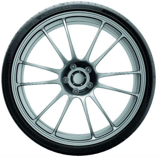 Michelin Pilot Sport 4S 295/35ZR-20 50466