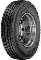 271112775 11/R24.5 SP 453 Dunlop