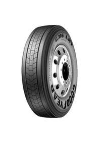 138801263 11/R24.5 G316 LHT Fuel Max Goodyear