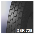 Doublestar Drive (Open Shoulder) DSR728 285/75R-24.5 DSR87160