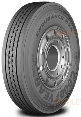 756817674 295/75R22.5 Endurance RSA Goodyear