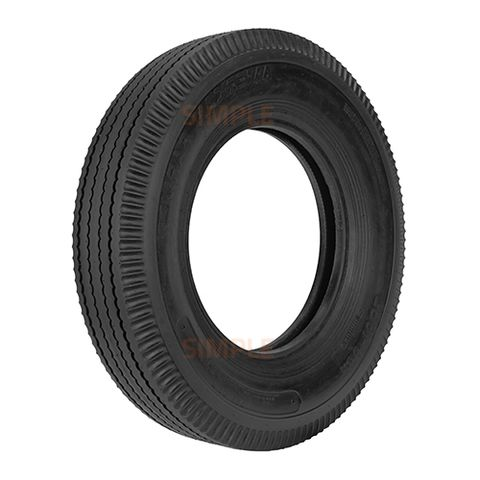 Specialty Tires of America Conventional I-1 Rib Implement Tread F 7.50/--16 FA3N5