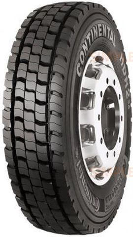 Continental HDR2 Tread A 285/75R-24.5 05220470000