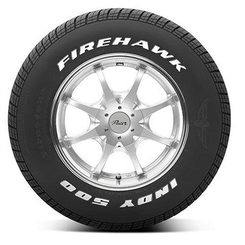 Firestone Firehawk Indy 500 (Disc) P275/60R-15 118125