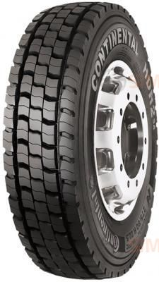 05221270000 12/R22.5 HDR2 Tread A Continental