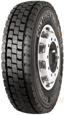 05220440000 295/75R22.5 HDR2 Tread A Continental