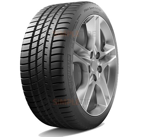 30290 255/40R   17 Pilot Sport A/S 3 Plus Michelin