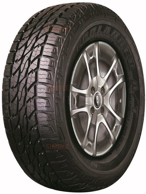 ST0914 LT315/70R17 Ecolander Three-A