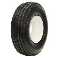 FAW20 20.5/8-10 O.E.M. White Tire/Wheel Assembly - LP Tire Jetzon
