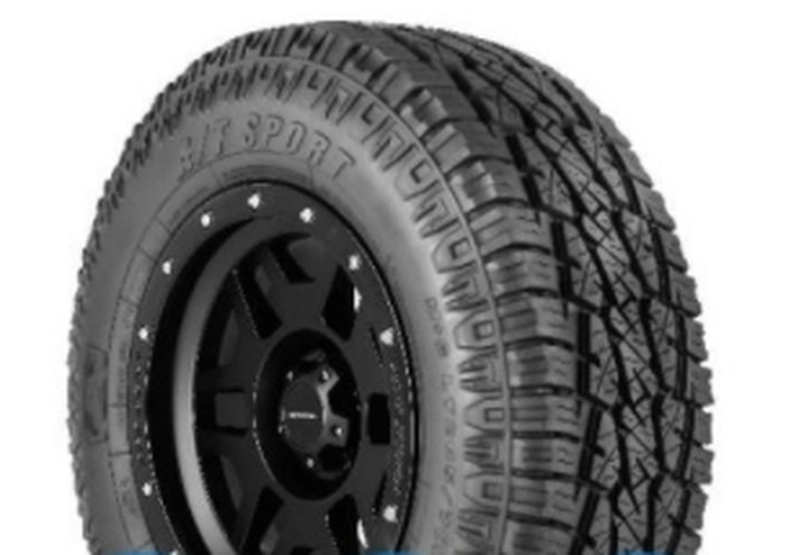 Pro Comp A/T Sport LT33/12.50R-15 43312515