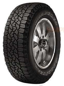 741067680 P255/70R17 Wrangler TrailRunner AT Goodyear