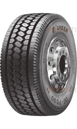 1103211246 11/R24.5 OG-PD90 Green