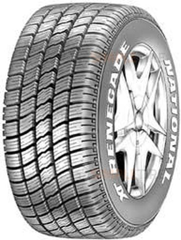 National XT Renegade 235/60R   -14 70348