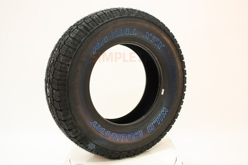 Multi-Mile Wild Country XTX Sport 245/75R   -16 XTS38