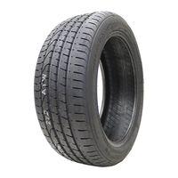 1842600 P205/50R17 P Zero Run Flat Pirelli