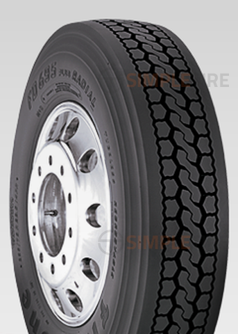 Firestone FD695 Plus 285/75R-24.5 238226