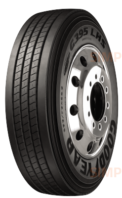 Goodyear G395 LHS Fuel MAX 285/75R-24.5 756816249