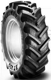 BKT RT855 Radial Tractor R-1W 340/85R-36 94021642