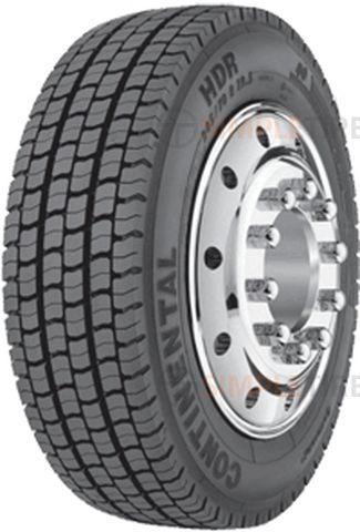 Continental HDR Tread B 255/70R-22.5 05221620000