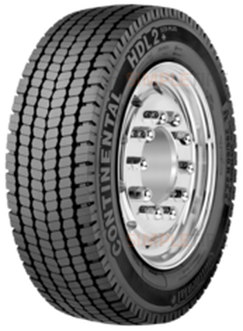Continental HDL2+ Eco Plus 295/60R-22.5 05210240000