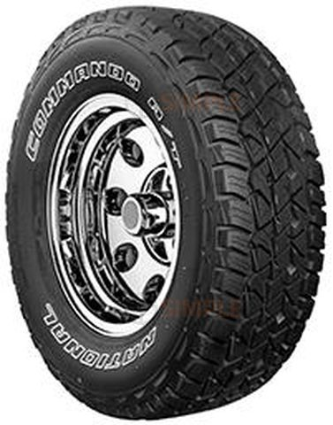 National Commando A/T Plus 265/65R   -17 21549839