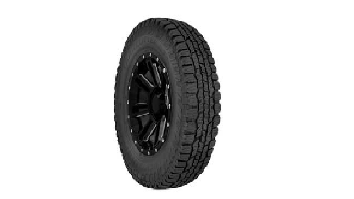 Delta Trailcutter AT4S 255/65R-17 TRC20