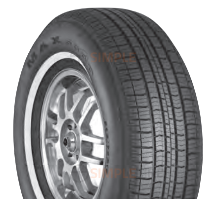 Multi-Mile Gremax 5000 235/75R-15 GM009