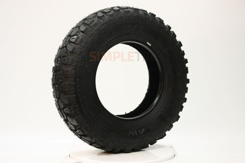 Jetzon Mud Claw MT LT245/75R-17 CLW19