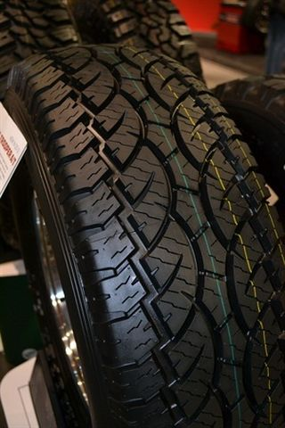 Greenball Terra Trooper All Terrain LT245/75R-16 LTT1624575E