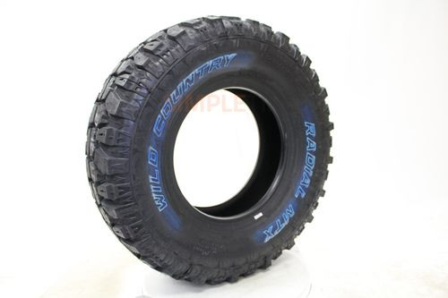 Multi-Mile Wild Country MTX LT35/12.50R-17 WMT94