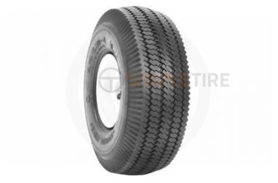 Z0864 5.70/-8 Sawtooth - Non Marking Gray Tire Greenball