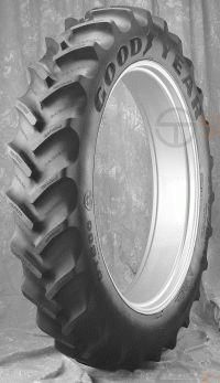 Goodyear DT800 Radial R-1W 320/90R-46 4T07T5