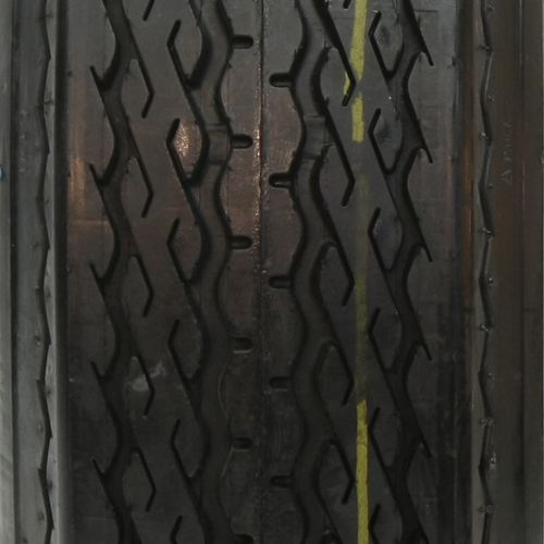 Sigma O.E.M. White Tire/Wheel Assembly - LP Tire 20.5/8--10 FVW22