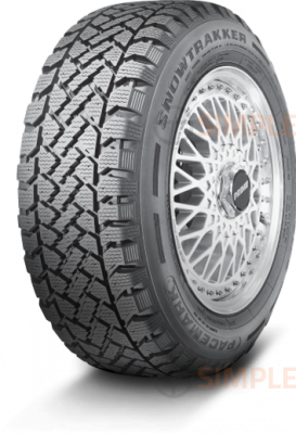 Kelly Tires Snowtrackker Radial ST/2 P255/70R-16 356978001