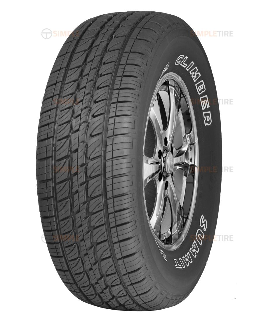 KSL93 P265/70R16 Trail Climber SLT Summit