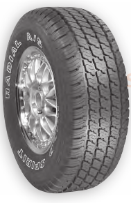 D1-77 225/70R16 Wild Spirit A/S Eldorado