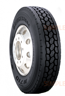 233313 285/75R24.5 M710 Ecopia Bridgestone
