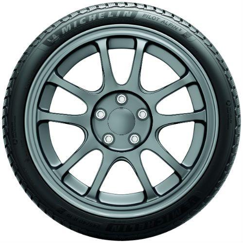 Michelin Pilot Alpin 5 245/45R-19 56778