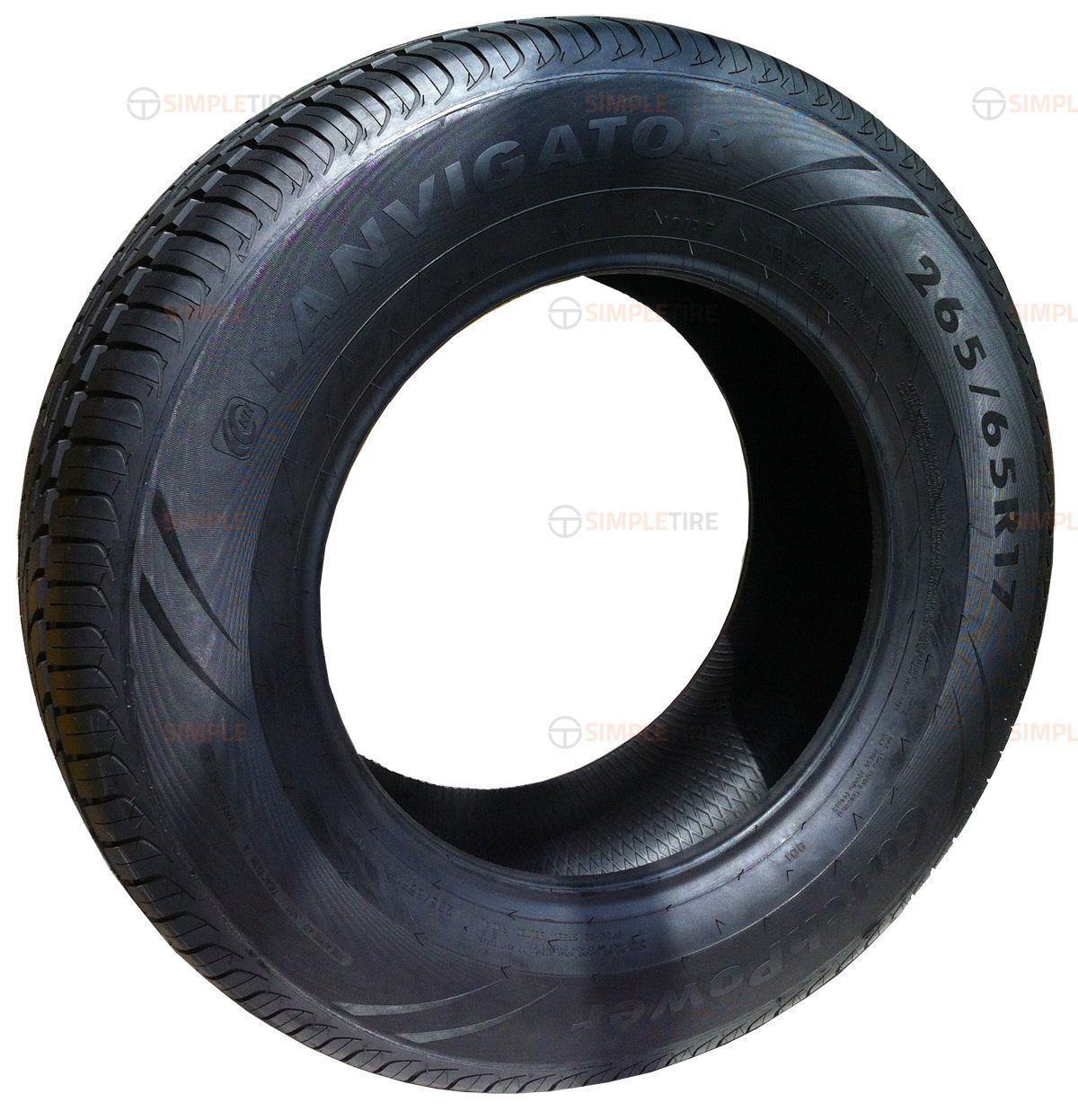 CWP1703 P205/50R17 Catch Power Lanvigator