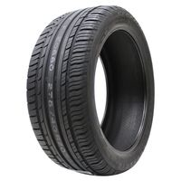 40IK0AFE 295/45R20 Couragia F/X Federal