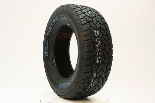 Jetzon Tempra Trailcutter Radial AT/S P265/70R-18 1252650