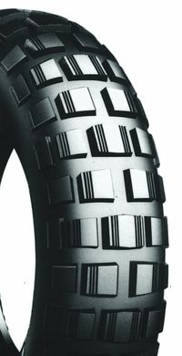 286281 350/ -8 Dual/Enduro Bias Front/Rear TW2 Trail Wing Dual Bridgestone